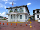 Le vieux quartier de Panama city