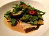 salade et ravioles