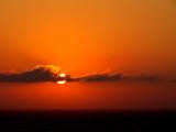 Horizon de nuages