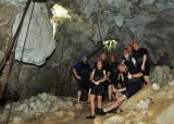 Notre groupe dans le RIO SECRETO