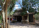 hutte touristique