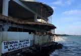 Rénovation au terminal maritime