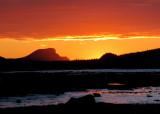 Parc du Bic, un coucher de soleil pas ordinaire