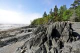rochers verticaux