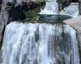 La chute de Twin Falls