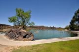 Lac piscine