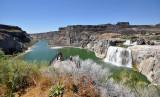 Majestueuse chute de Twin Falls