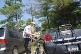 bike/Triking around Tallman State Park & Piermont, NY