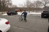 bike/Triking Around Rockland Lake, Comgers, NY