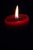 26th February 2014  red candle