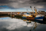 7th May 2014  Harbour at Buckie
