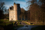 4th January 2015  Castle Fraser