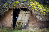 22nd February 2015  iron age house
