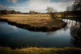 7th April 2015  meander in the Ury