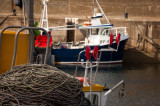 9th September 2015  busy harbour