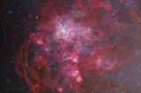 Tarantula Nebula (30 Doradus & NGC 2070) and Vicinity