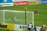 Australia's 1st Goal