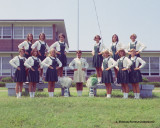 Rose High Cheerleaders 1967