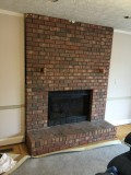 Fireplace - before #1