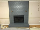Fireplace - after # 2