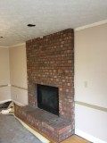Fireplace - before # 2