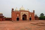 2014078624 Taj Mahal Mosque Agra.JPG