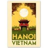 Hanoi Street Scenes