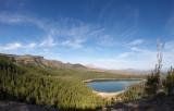 Tam MacArthur Rim Trail and Three Sisters Wilderness