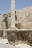 Roman theatres in Jordan grouped together