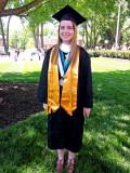 Anderson University Graduation 5/3/2014