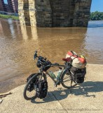 470  Mark touring Ohio - Tout Terrain Tanami Xplore touring bike