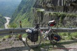 473  Mark touring India - Koga Miyata Globe Traveller touring biike