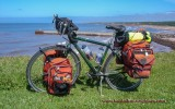 474  Brendan touring Canada - Cannondale T2000 touring bike