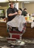 Logan Gets A Haircut