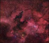 SL17 Dark nebula