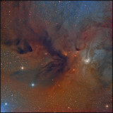IC 4603 and neighbours
