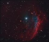 Ghost of Jupiter, NGC 3242 - closeup