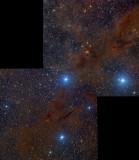 Barnard 228 mosaic