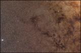 The Parrot's head in Sagittarius