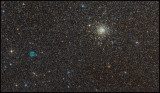 IC 1295 and NGC 6712