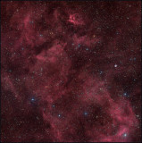 The tail of Scorpius with a surprise.