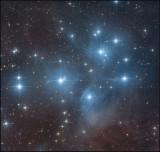 Messier 45 - The Pleiades