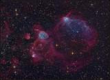 NGC 602 region