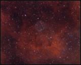 The Soap Bubble nebula