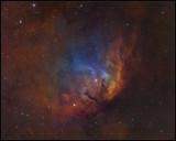 The Tulip nebula