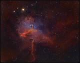 IC 417 in Auriga