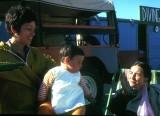 Baby Ayelet and Sharon Rosenstein with Genie 1974