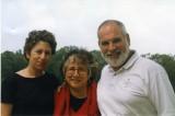 Sharon,Genie and Howard in Hofit