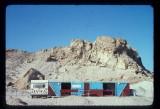 Train car dive center Sharem 1973