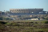 Bullfighting stadium in Tijuana